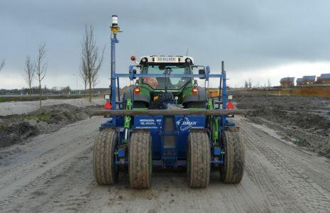 Loonbedrijf Veldman - 3D-Kilveren wegenbouw