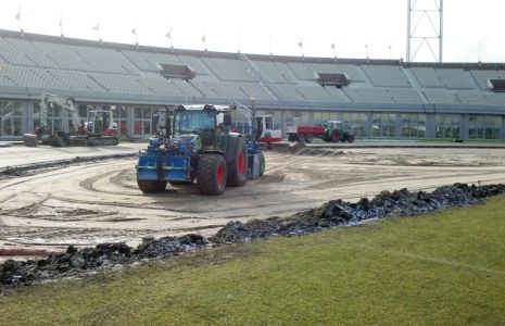 Loonbedrijf Veldman - 3D-Kilveren Olympisch Stadion