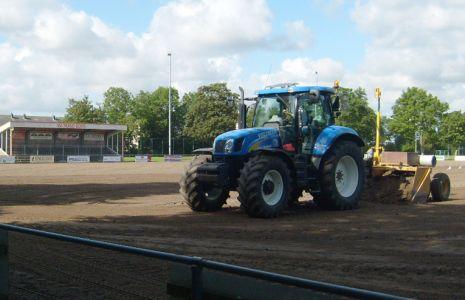 Loonbedrijf Veldman - Kilveren sportveld