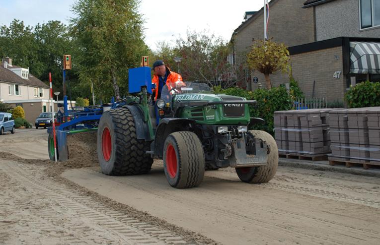 Loonbedrijf Veldman - Kilveren wegenbouw