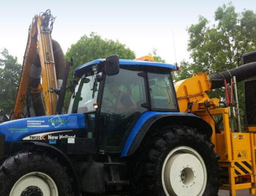 Tractor verplicht met kenteken vanaf 2017